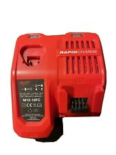 Milwaukee M12-18FC 12-18V Rapid Fast Charger For M12 & M18 Lithium Ion Batteries