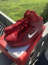 Brand New Nike Hyperdunk 2008 Crimson Red Men's Size 10 Basketball Shoes