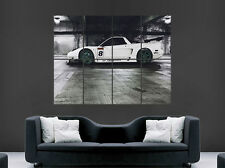 HONDA NSX Racing Sports Car POSTER GIAPPONE classica stampa Mago