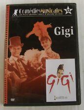 DVD GIGI - Leslie CARON / Maurice CHEVALIER / Louis JOURDAN - V. MINNELLI - N°12