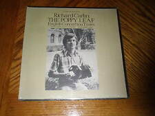 RICHARD CARLIN / THE POPPY LEAF ~ '78 Folkways English Concertina Album ~ SEALED