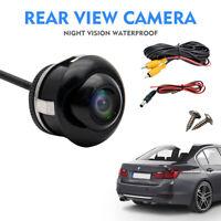 360° CCD HD Car Reverse Camera Kits Rear View Parking Color Cam Parking Sensor