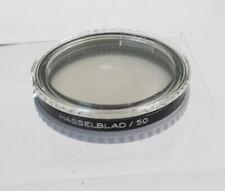 Hasselblad ø50 1 x HZ -0 UV Lens Filter