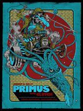 Primus Clutch Cedar Rapids 8/4/18 signed & #'d