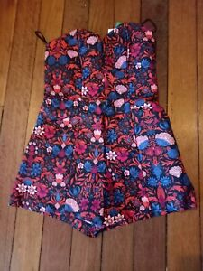 H and M Ladies conscious playsuit size 10.brand new with tags