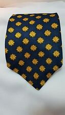 Gold Crosses Religious Tie by Solid Lights  57L x 3.75W     (T1)