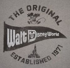 Walt Disney World - The Original / Established 1971 t-shirt - S - Mickey Mouse