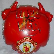 "20"" Fred the Red Manchester United Foil Balloon CS3"