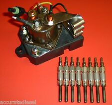 Glow Plug and Controller kit 88 - 94 7.3L IDI Diesel Ford / International