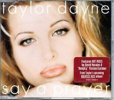 ★ MAXI CD Taylor DAYNE	Say a prayer 2-track jewel case NEW SEALED  ★
