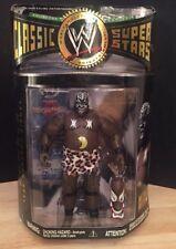 2005 Jakks Pacific - WWE Classic Superstars - Kamala the Ugandan Giant