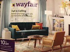 Wayfair 10% Off Coupon First Time Customer Expires 12-10-20