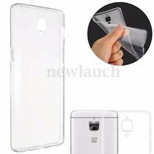 Étuis, housses et coques en silicone, caoutchouc, gel pour téléphone mobile et assistant personnel (PDA) OnePlus