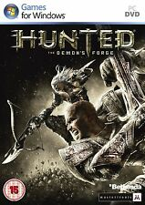Hunted: The Demon's Forge (PC DVD) NEW & Sealed - Despatched from UK