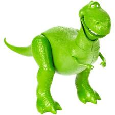 "Rex the Dinosaur Action Figure Toy Story 7"" Articulation Points Iconic Design"