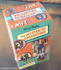 Enid Blyton The Mysteries Collection Boxed, Slipcase New & Sealed
