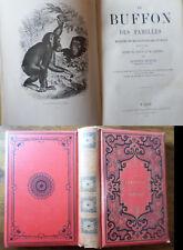 Le Buffon des Familles. Dubois, Auguste.