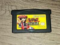 Yu-Gi-Oh Ultimate Masters Nintendo Game Boy Advance GBA Battery Saves