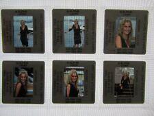 6 x PRESS photo slides KRISTY SWANSON BUFFY THE VAMPIRE SLAYER