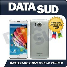 SMARTPHONE MEDIACOM PHONEPAD DUO X532L DARK SILVER - ANDROID 6.0 - M-PPAX532L