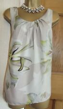 COAST ❤️ LILY TOP BLOUSE SIZE 12 14 WEDDING PARTY RACES EVENING SUMMER