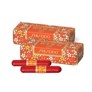 Shiseido Beni Japanese Geisha Maiko Classic Deep Red Lip Color Set of Two Pcs