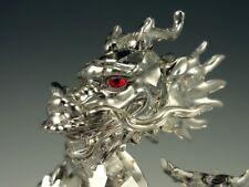 swarovski Crystal Edition Dragon 109675 Scs 2012 25° Anniversario nuovo