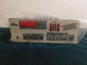 Ramsey Professional FM Stereo Transmitter Kit Model FM100B