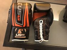 Usg Boxing Infused Foam Hook and Loop Training Gloves