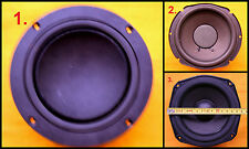 Assorted 6 inch MORDAUNT-SHORT LG SONY Woofer Speakers