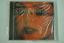 SARAH BRIGHTMAN ANDREW LLOYD WEBBER SURRENDER THE UNEXPECTED SONGS CD NEW SEALED