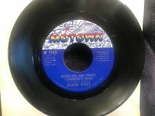 """DIANA ROSS-2 Orig 45's-""""Reach Out & Touch"""" & """"Reach Out I'll Be There""""-EX/EX"""