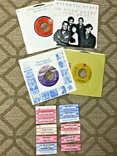 New ListingSoul Funk R&B Motown vinyl 45's And rare Nos New Old Stock juke box title strips