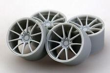 Hobby Design HD03-0289 1/18 Rays Volk Racing G25 Wheels set (4 Wheel Rims)
