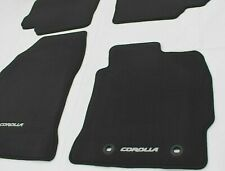TOYOTA COROLLA CARPET FLOOR MAT SET HATCH ZRE182 AUG 12 - JUNE 18 NEW GENUINE