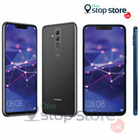 "Huawei Mate 20 Lite 64GB DUAL SIM 6"" Black Blue 4GB RAM Unlocked NFC Smartphone"