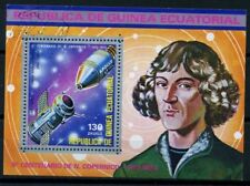 Guinea Equatoriale 1973 Mi. BL70 Foglietto 100% US Copernico