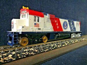 L17 Vintage HO Mantua Tyco 1776 Alco 430 Diesel Locomotive