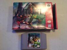 DARK RIFT BOXED N64 NINTENDO 64 GAME