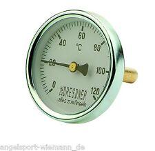 Räucherthermometer 120°c für Räucherofen Top