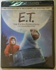 E.T. The Extra-Terrestrial (4K Ultra HD, Blu ray/Digital) Canadian Brand New