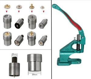 Zum Auswahl Druckknopf Presse / Werkzeug PN  für Druckknöpfe ( S-Feder )