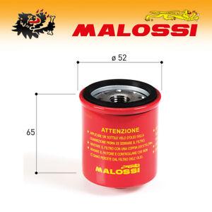 0313382 [Malossi] Filtro de Aceite Red Chilli Oil - Vespa GTS / Gtv / LX / ET4