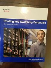 Companion Guide: Routing and Switching Essentials Companion Guide by Cisco Netw…