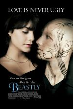 BEASTLY ~ NEVER UGLY MOVIE POSTER Vanessa Hudgens