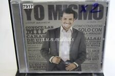 Yo Mismo - Victor Manuelle; Music CD (NEW)