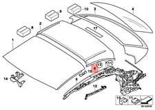 Genuine BMW Retractable Roof Molding Right Trim OEM 428i M4 (07-13) 54377184038