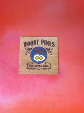 WOODY PINES You Gotta Roll CD EP!
