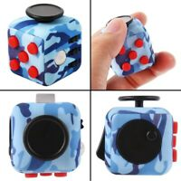 Cube Psychological Decompression Anti Anxiety Magic Cube Dice Toy New