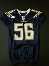 Shawne Merriman San Diego Chargers Game Jersey